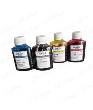 جوهر چهار رنگ اچ پی hp InkTec 100CC